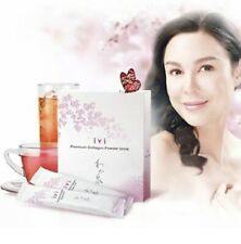 IVI Premium Collagen Powder Drink Anti Aging for Soft Young Glowing Skin Wrinkle