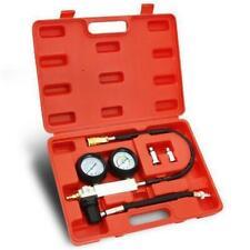 100PSI Engine Cylinder Leak Detector Compression Gauge Leakdown Tester Kit
