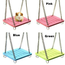 1Pc Hanging Swing Bed Hamster Pet Pet Toy Pet Hammock Rats Parrot Small Birds