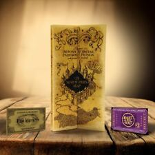 MARAUDERS MAP CHRISTMAS GIFT FOR HIM OR HER HARRY POTTER HOGWARTS MARAUDER'S !