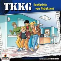 TKKG - 209/DROHBRIEFE VON UNBEKANNT   CD NEU