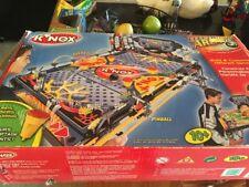 Knex K'nex Electronic Arcade Building Set #63159 47118 Near Complete