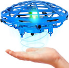 Mini Drone Hand Operated flying Toy With 360° Rotating