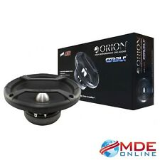 "Orion Cobalt 6.5"" Midrange Speakers w/Grills Sold Pairs 1K-WATTS MAX- 500 W RMS"