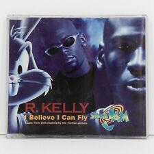 R. KELLY - I Believe I Can Fly - (CD Single - 1995)