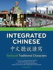 Integrated Chinese: Level 1, Part 1 (Simplified Character) Textbook (Chinese E..