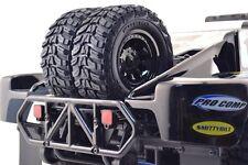 RPM Spare Tire Carrier Black Slash 2WD/4x4 RPM70502