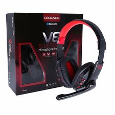 Wireless Bluetooth Gaming Headset Headphone with Mic for  Laptop PC PS4 Xbox one