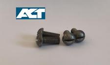1/4 BSF x 5/8 Slotted Round Steel Screw BS450 SLT RND ST SCREW