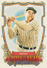 2013 Topps Allen & Ginter Across The Years Complete Set of 100 MINT!