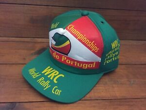 WORLD CHAMPIONSHIP RALLYE DE PORTUGAL CAP HAT - WRC Merchandising - NEW