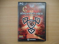 PC - DARK AGE OF CAMELOT SHROUDED ISLES ( sans notice )