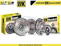 FOR AUDI A6 2.0 TDI LUK DUAL MASS FLYWHEEL CLUTCH KIT 3PC 140 BHP BLB BRE 04-08