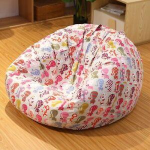 2020 Cartoon lazy sofa beanbag tatami bedroom small cute single seat