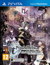 Psychedelica of the Ashen Hawk (PS VITA) - BRAND NEW & SEALED UK