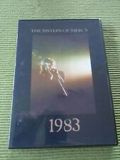The Sisters of Mercy - Live 1983 DVD - RAR Gothic