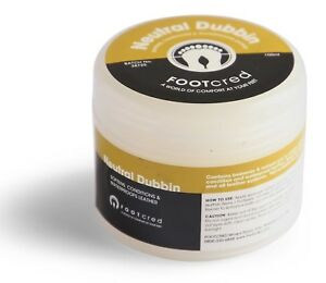 Neutral Dubbin Wax 125ml Waterproofs Cleans Restores Sports Leather Boots Shoes