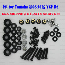 Fairing Bolt Kit Screws fit for YAMAHA 2008 2009 2010 2011 2012-2015 YZF R6