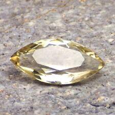 GOLD OREGON SUNSTONE 5.24Ct FLAWLESS-FORM PANA MINE-PERFECT HAND CUT BY IAN!