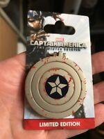 NEW Captain America SHIELD PIN hinge rare le 1500