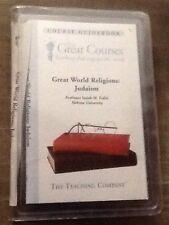 Teaching Company Great World Religions Judaism