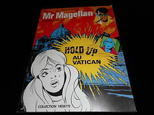 Ghion / Vanam : Mr Magellan : Hold-up au Vatican EO Dargaud souple 1971