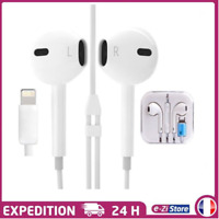 Ecouteur EarPod Bluetooth Lightning Jack Compatible iPhone 5/6/7/8/+/SE2020/X/XR