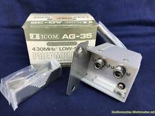 LOW-NOISE Preamplifier ICOM model AG-35