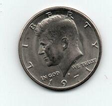 1971  D  President Kennedy Half Dollar Coin Fifty Cent Money