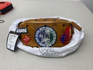 MCM Aloha Belt Bag - Limited Edition Waikiki Hawaii NEW