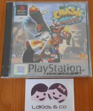 Jeu PLAYSTATION PLATINIUM CRASH BANDICOOT 3 WARPED - PAL - NEUF