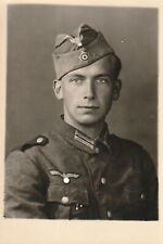 Foto 2 WK Portrait Soldat in Uniform Russland Ukraine 1942
