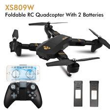 XS809W Faltbare Drohne mit Kamera 2MP WiFi FPV Live Übertragung APP Quadcopter