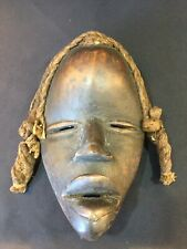 Masque africain - objet ethnique  PUNU ?