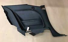 2015-17 Dodge Challenger Scat Pack Driver Left Black Interior Quarter Trim Panel