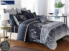 COSTA King Size Bed Duvet/Doona/Quilt Cover Set New