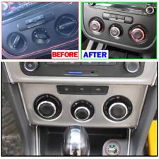 heater Knobs Buttons Switch For VW Jetta MK5 Golf 5 Tiguan Touran Passta B6 Bora
