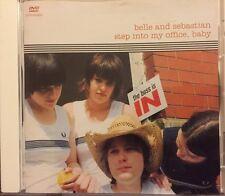 Belle & Sebastian 2 X CD Bundle - Step Into My Office Baby CD/DVD & Promo CD