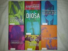 7 LIBROS colección lote regalo gay bi sex lesbi lesbian pride lgtb lgtbi lgtb+