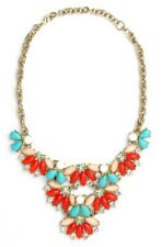 Lee By Lee Angel 'Navette' Stone Bib Necklace $145