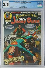 Superman's Pal Jimmy Olsen #134 CGC 3.5