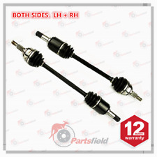 PAIR x CV Drive Shaft fits Holden Commodore VE V6 V8 Rear Axle 06-13