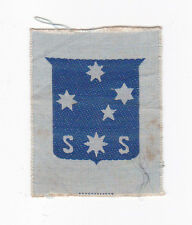SCOUTS OF AUSTRALIA - SA SOUTHERN SUBURBS SCOUT DISTRICT PATCH ~ E++++ SCARE