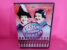 March Of The Wooden Soldiers Laurel & Hardy DVD - B683