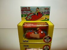 POLISTIL W8 WALT DISNEY L'AUTO DI ARCHIMEDE - GYRO GEARLOOSE  - VERY GOOD INBOX