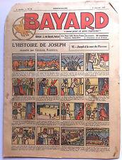 """BAYARD n°53 du 3/01/1937; """"Le totem du vieux-cerf"""""""" de Gervy"""