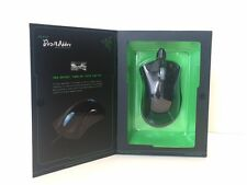 Razer DeathAdder 3500DPI Gaming Mouse  Blue Right Hand Fast Shipping