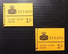 GB 1968 & Julio de 2 De Mayo/se-tenant-Maquna FOLLETO NP27/28 ver abajo NB1138