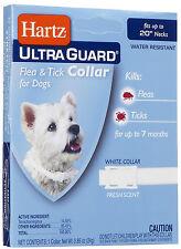 Hartz UltraGuard Flea & Tick Collar for Dogs, Water Resistant
