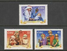 Ireland - 1999, Christmas set - MNH - SG 1279/81